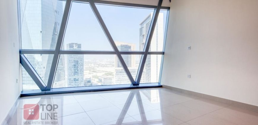 2BR with Balcony & Parking