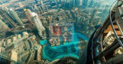 140th Full Floor Office in Burj Khalifa