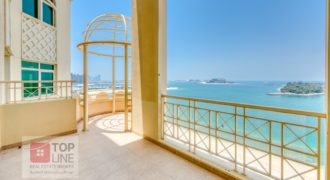 Full Sea View 4BR+Maid Penthouse