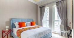 3BR+Maid at Mon Reve