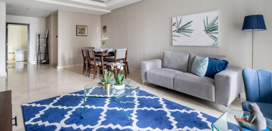 2BR+Maid at Mon Reve