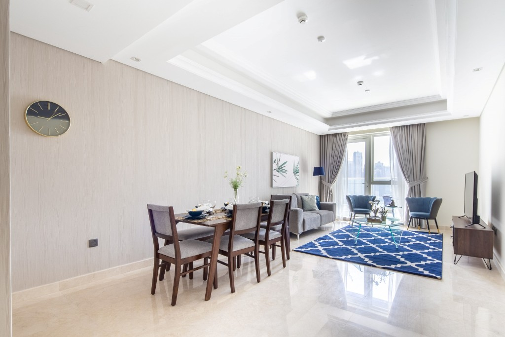 3BR+Maid at Mon Reve Burj Khalifa District, Dubai | Apartments For Sale in Dubai