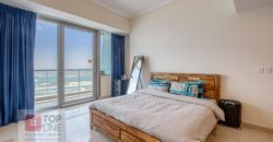2BR with Full Panoramic Sea View