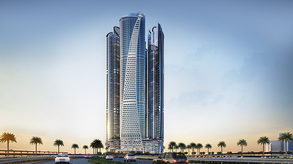 3BR Damac Paramount Tower B | Apartments For Sale In Dubai