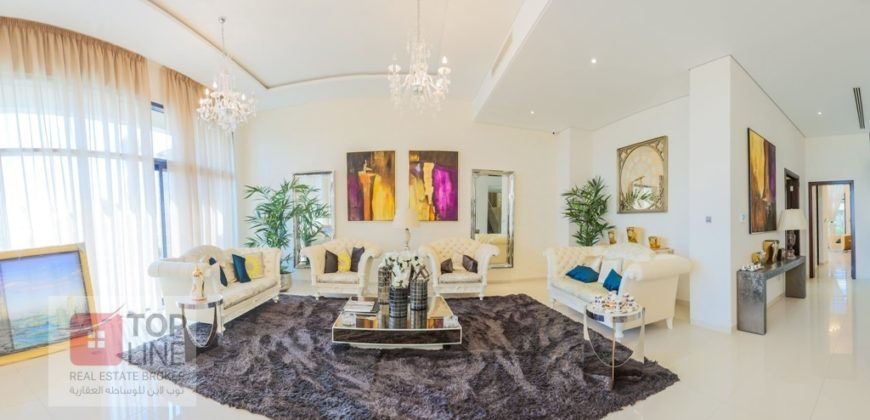 First ever 6BR Villa designed by Versace