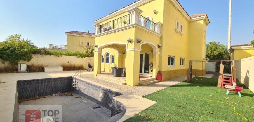 3BR+Maid Legacy Villa