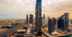 4BR+Maid with Canal & Burj Khalifa view