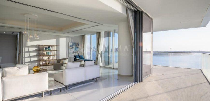 Fully Furnished Penthouse