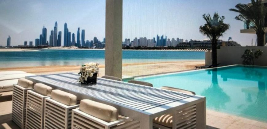 7BR Mansion – Full Sea View